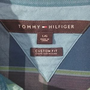 Tommy Hilfiger Shirts - Tommy Hilfiger plaid beautifull shirt long sleeve